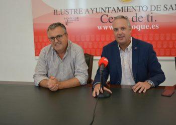 Ángel Gavino y Juan Carlos Ruiz Boix
