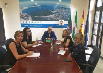Encuentro entre Mancomunidad y Diputación, este martes