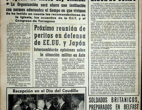 Diario Área, 3 de octubre de 1969.