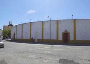Entorno de la Plaza de Toros en imagen de archivo