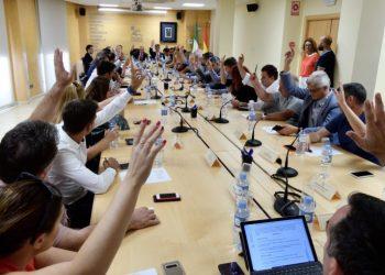 Asamblea de la Mancomunidad de la Costa del Sol.