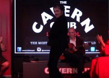 David Morales, en las tablas de 'The Cavern'