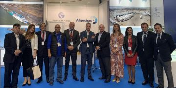 Delegación del Puerto de Algeciras, invitada a Conxemar 2019