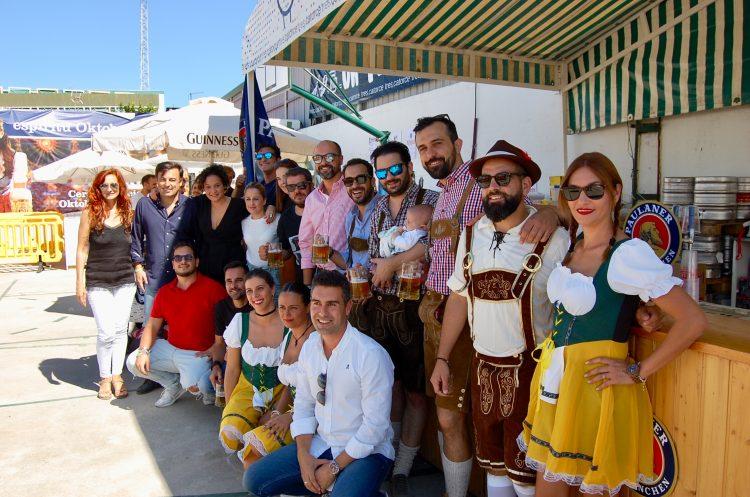 Fiesta de la Cerveza, en la Villa de Los Barrios