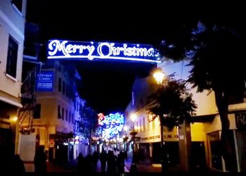 Festival de las Luces de Navidad