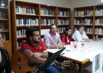 Presentación de la novela 'Re-conciliación'