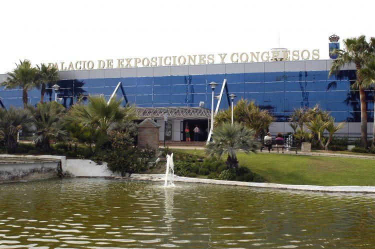 Palacio de Congresos de Estepona.