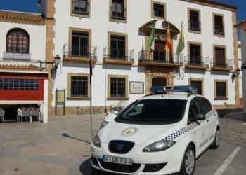 Vehículo de la Policía Local de Los Barrios, en imagen de archivo