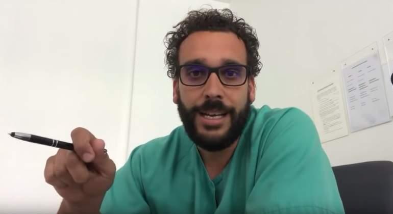 El médico y youtuber granadino Jesús Candel 'Spiriman'