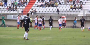 Imagen de archivo de un partido entre Algeciras y Balona