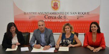 San Roque renueva su convenio con la UNED