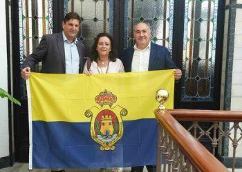 La bandera de Algeciras estará representada en Tanzania