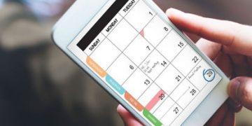 Pon en marcha tu calendario
