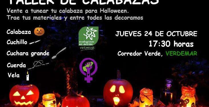 El taller tendrá lugar el 24 de octubre, días antes de la protesta.