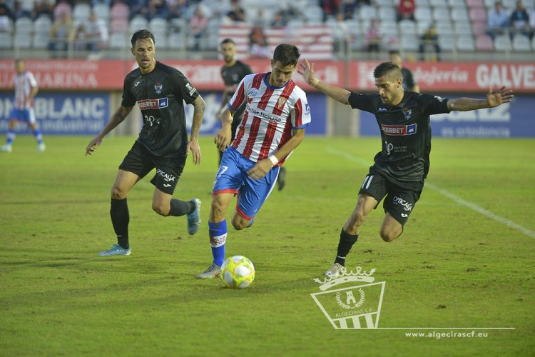 El Algeciras buscará una victoria en el Estadio Romano de Mérida
