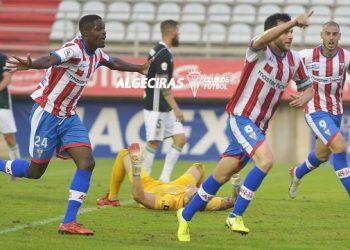 Imagen de un partido en la página web oficial del equipo