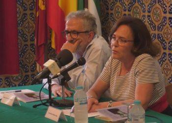 Candelaria Muñoz en imagen de archivo