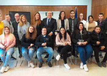 Acaba la Escuela Taller 'Algeciras Administra'