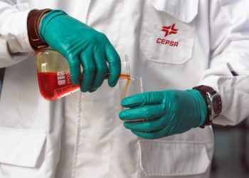 Cepsa laboratorio