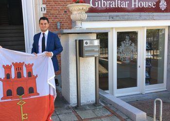 Daniel Damato nuevo Director de la Casa de Gibraltar en Bruselas
