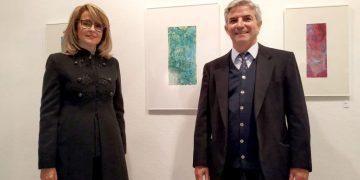 Pilar Pintor y Juan Carlos Pardo