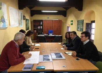 Reunión de Urbanismo en Los Barrios