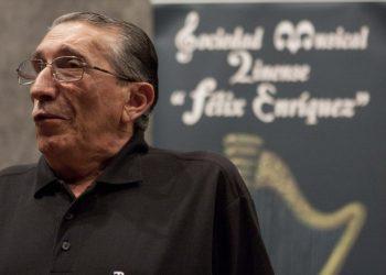 Salvador Román en imagen de archivo