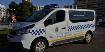 La Policía Local intensifica la vigilancia.