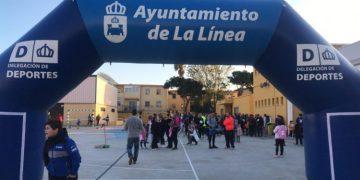 Docenas de alumnos han participado en esta actividad deportiva