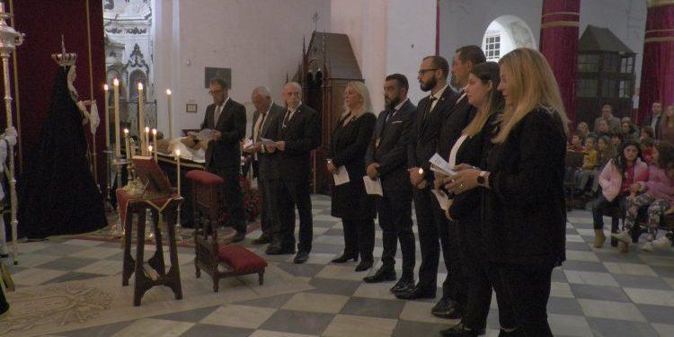 Nueva Junta de Gobierno del Santo Entierro en San Roque