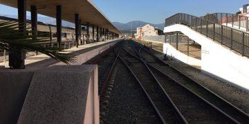 Adjudican el suministro de traviesas para la renovación de vía entre San Pablo y Almoraima