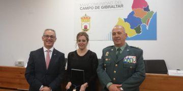 Juan Lozano, Eva Calvo y el Coronel Nuñez, este lunes
