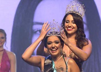 Celine Bolaños Miss Gibraltar 2019