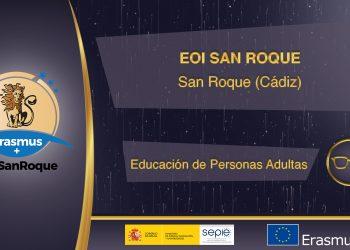 Reconocimiento a la Escuela de Idiomas de San Roque
