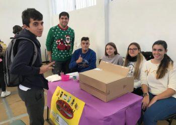 Evento de Caridad en el Gibraltar College