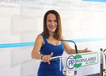 Pilar Lobato en una imagen de archivo