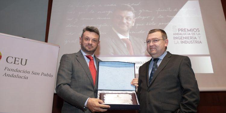 El proyecto Detal, Premio Andalucía de Desarrollo de la Industria 2019