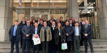 La misión algecireña se muestra en Corea del Sur