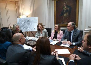 La Consejera muestra su compromiso con Algeciras