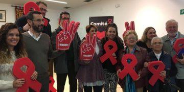 La Línea conmemora el Día del VIH-Sida