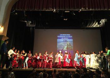 La Asociación Cultural Flamenca Barreña en el concurso