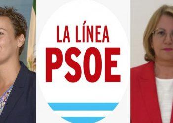 Araujo y Recio, candidatas a liderar el PSOE linense.