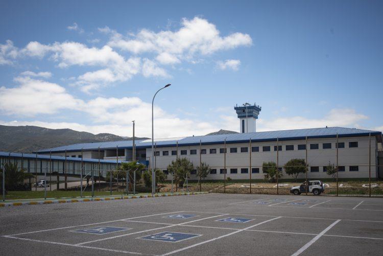 Centro penitenciario de Botafuegos. Marcos Moreno