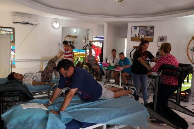 Servicio de Rehabilitación de ADEM-CG