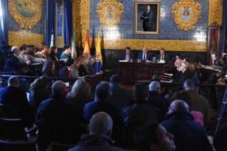 Pleno ordinario en Algeciras