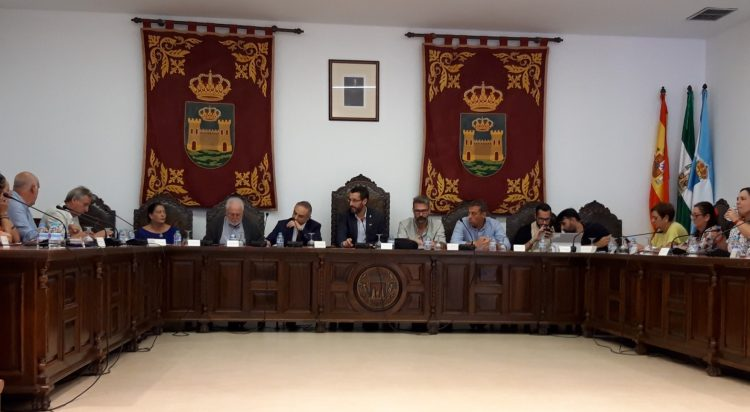 Sesión plenaria, en imagen de archivo