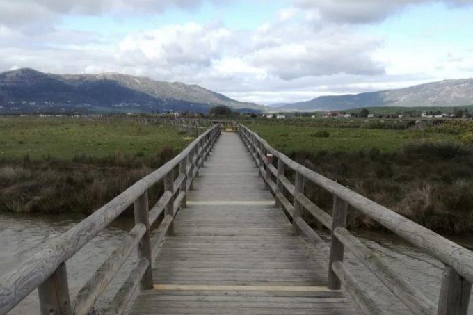 Puente del Sendero Los Lances