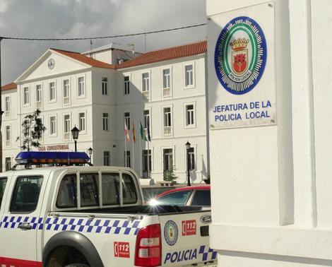 Jefatura de la Policía en San Roque