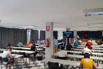 Exámenes en la UNED Campo de Gibraltar