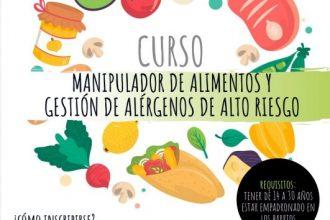 Curso de Manipulador de Alimentos en Los Barrios